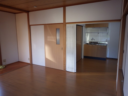 広々とした空間へ 2部屋をつなぐリフォーム /宇美町