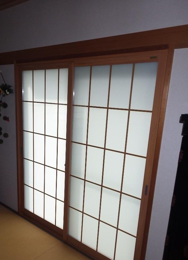 内窓設置で快適度がアップ /福岡市