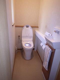 配管工事なしで手洗い付トイレ /福岡市