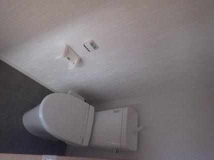 2階にトイレを新しく増設 /福岡市